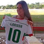 Larissa Erthal é nomeada Embaixadora da Portuguesa