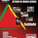 Edital Concurso Policia Militar Soldado Minas Gerais