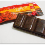 Já provou o Chocolate Goji Berry Active Slim?
