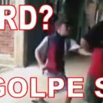 Vídeos - Nerd sofre Bullying e resolve num golpe só!