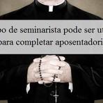 Tempo de seminarista pode completar aposentadoria