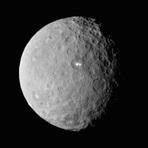 A Sonda Dawn Chega Hoje No Planeta Anão Ceres