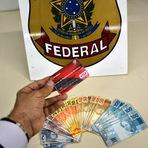 Preso golpista com vários cartões de crédito clonados