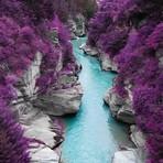 Piscinas das fadas' encantam turistas com belo cenário na Escócia