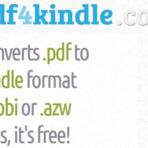 Como converter PDF para ler no Kindle