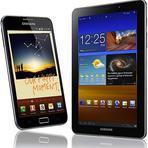 Smartphone Samsung Galaxy Tab