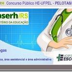 Apostila EBSERH-RS / Concurso Hospital Escola de Pelotas - UFPEL 2015 -  Téc. de Enfermagem e Ass. Administrativo