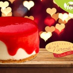 Hoje eu vou de Torta Romeu e Julieta - Delivery Cheesecake