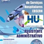 Apostila Concurso HU-UFJF Ebserh Assistente Administrativo 2015