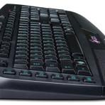 A jogatina vai subir de nível com esse teclado monstro!