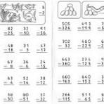 Lista de exercícios de matemática para 3 ano do fundamental