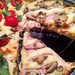 Culinária - Massa de Pizza e seus Deliciosos Recheios