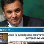Funcionário do gabinete de Janot vazava informações para Aécio Neves