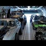 Cinema - Velozes & Furiosos 7 (Furious 7, 2015). Clipe estendido legendado: Avião, carros e paraquedas.