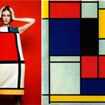 Arte & Cultura - Mondrian e sua influência na estética contemporânea