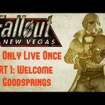 """Jogador zera """"Fallout: New Vegas"""" sem se curar uma unica vez"""
