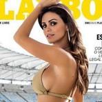 Ex-namorada de Ricardo Teixeira mostra o bumbum em capa de Revista; veja fotos