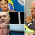 Jurista Miguel Reali Júnior propõe renúncia coletiva de Dilma, Renan e Cunha