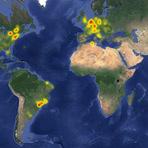 Internet - FaceBook fora do ar em muitas localidades neste domingo