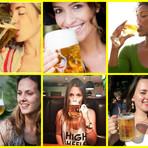Cervejas para mulheres! Para comemorar a existência destas Princesas