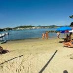 Diário SC: Chegada em Bombinhas, Praia de Quatro Ilhas e Praia da Sepultura