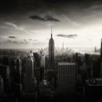 As luzes de Nova Iorque por Alex Teuscher
