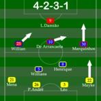 Análise tática de Cruzeiro 1 x 1 Atlético Mineiro