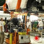 Produção automobilista recua 15,3% e Brasil perde lideranca regional para o México