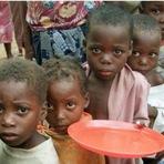 A casa que a fome mora