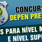 Concurso Departamento Penitenciário Nacional DEPEN 2015