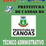 Apostila Tecnico Municipal Tecnico Administrativo Prefeitura de Canoas RS Concurso 2015 - Apostilas So Concursos