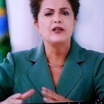 Políticos reagem ao pronunciamento de Dilma Rousseff