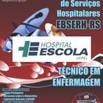 Apostila Concurso EBSERH/HE-UFPEL 2015 - Técnico de Enfermagem