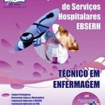 Apostila Concurso EBSERH- (HU - UFJF) 2015