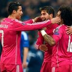Real Madrid vence Schalke 04 fora de casa e Basel e Porto ficam no empate na Suíça