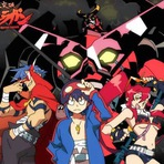 Anime da Semana: Tengen Toppa