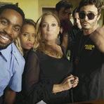 Sorria, Você Está Sendo Filmado, 2015. Trailer. Comédia com Lázaro Ramos, Deborah Secco e Susana Vieira. Ficha técnica.