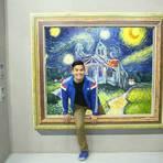 Fotos Incríveis Tiradas De Artes Em 3D No Museu Filipinas
