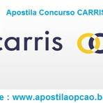 Apostila Concurso CARRIS  Porto Alegre/Rio Grande do Sul 2015