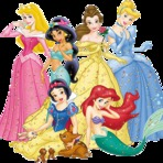 Gifs animados Princesas Disney