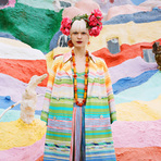 Revista Paper faz peregrinação de moda na Montanha da Salvação