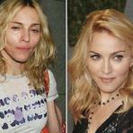 Veja a Madona sem maquiagem