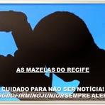 Blogueiro Repórter - Mazelas do Recife e internauta, fazem um apelo à prefeitura