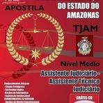 Apostila Concurso Tribunal de Justiça AM - TJAM - Auxiliar Judiciário