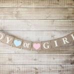Chá de revelação: ideias e fotos para contar se o bebê é menino ou menina!