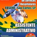 Apostila Concurso EBSERH São Carlos SP 2015