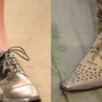 Modelos de sapato Oxford, tendências femininas 2015