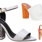 Calçados femininos para o verão 2015, linda coleção