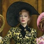 Cinema - Cinderela (Cinderella, 2015). Clipe legendado: Futura Madrasta (Cate Blanchett). Ficha técnica. Cartaz.