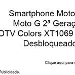 Detalhes do Moto G 2ª Geração